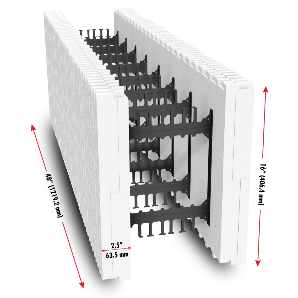 buildblock icf straight form